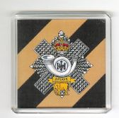 HIGHLAND LIGHT INFANTRY FRIDGE MAGNET
